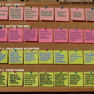Comfortzone Kalender