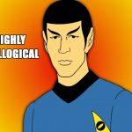 spock highly illogical gemengde signalen