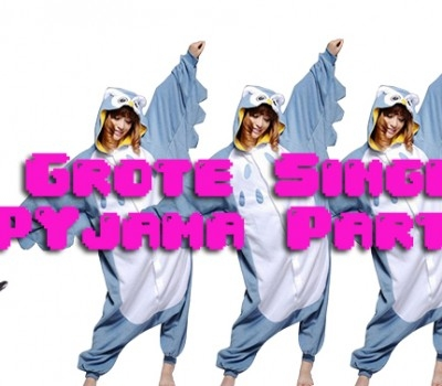 Event zaterdag 17 oktober: De Grote Singles Pyjama Party